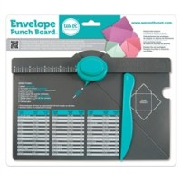 Update on the We R Memory Keepers Envelope Punch Board