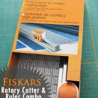 Review: Fiskars Rotary Cutter and Ruler Combo
