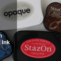 Staz-On Solvent Ink Pads (overview)