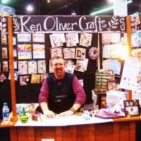 CHA 2015 Debut - Ken Oliver Crafts