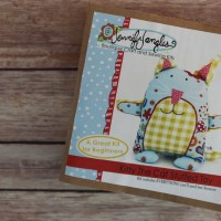 Kid's Sewing Kits by Jennifer Jangles