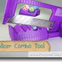 Polyslicer Combo Review from Polymer Clay Tutor Cindy Lietz