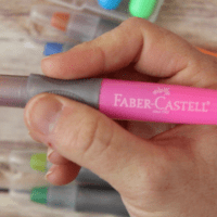 Review: Faber-Castell Gel Crayons