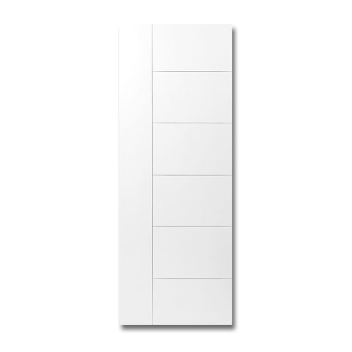 Bifold Interior Closet Doors Berkley Modern | Craftwood Products for Builders and Designers in Chicago