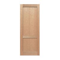 2 Panel Shaker Style  Interior Door Mahogany | Craftwood ...