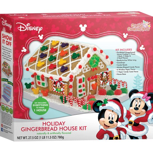 Medium Of Gingerbread House Kit