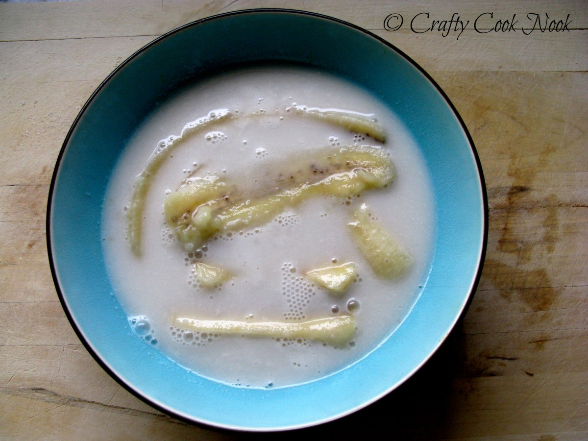Nun Bananas in Coconut Milk: Quick Thai Dessert For the Wednesday Hump Day Horrors