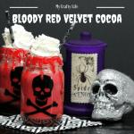 Bloody Red Velvet Cocoa Recipe