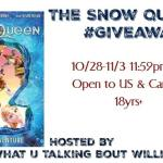 The Snow Queen 2 Giveaway (ends 11/3 at 11:59pm est)