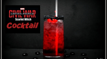 Scarlet Witch Cocktail Recipe