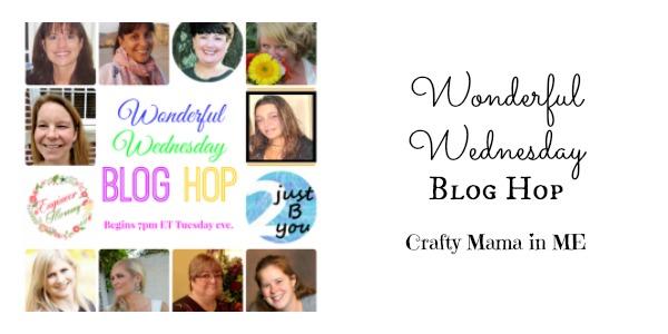 Wonderful Wednesday Blog Hop 186