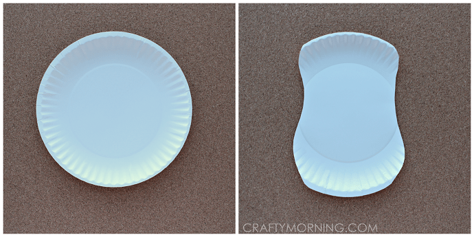 1001 ... & Pink And White Paper Plates - Castrophotos