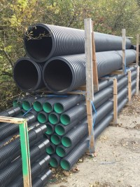 Twinwall Land Drainage Pipes