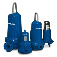 Sulzer-ABS Piranha Submersible Sewage Grinder Pump