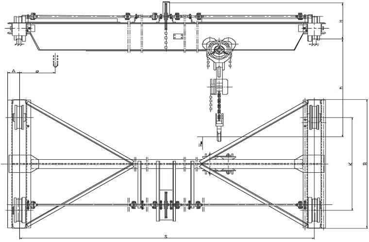 Gantry Crane Parts Diagram Wiring Diagram