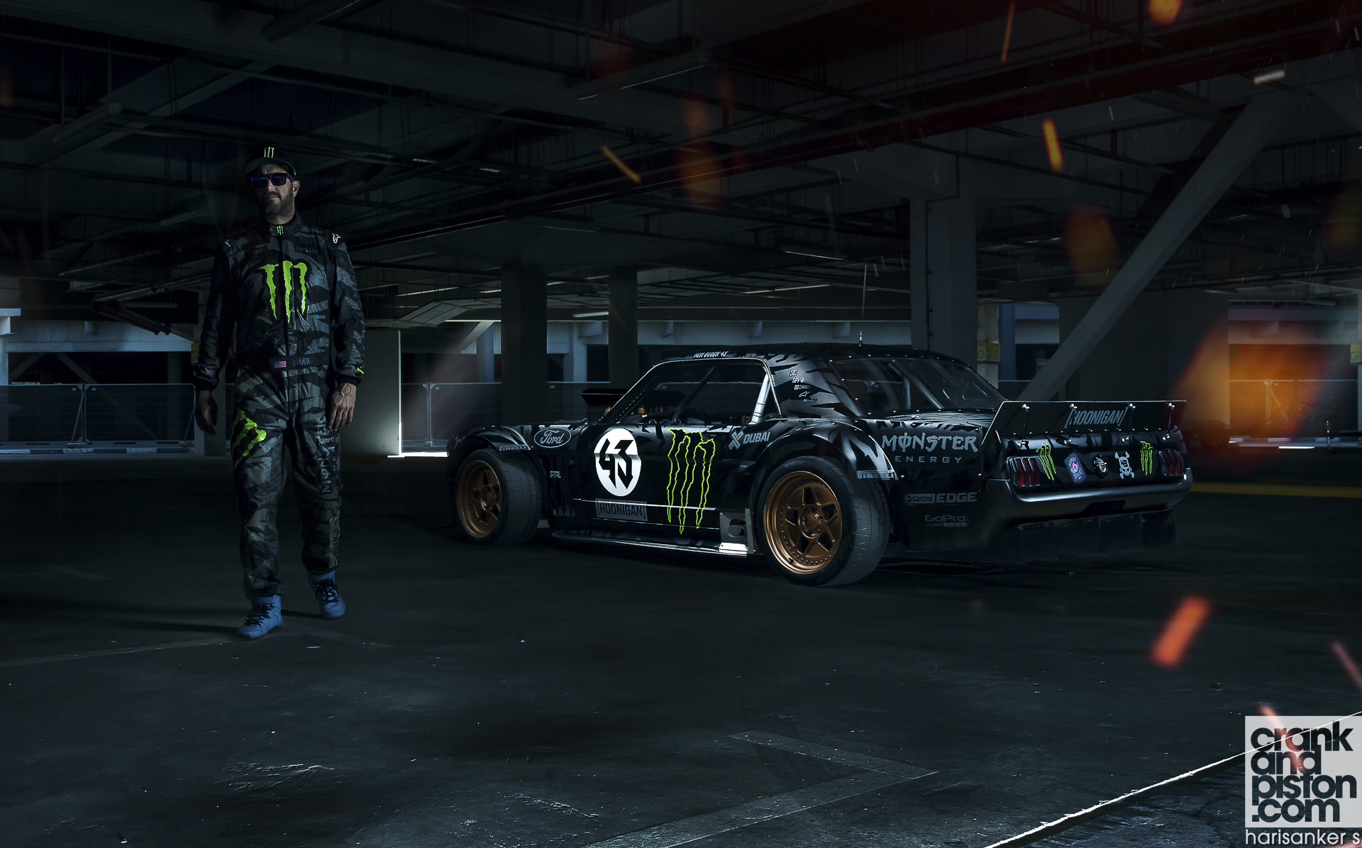 Ken Block Cars Wallpaper Poster Heroes No 2 Ken Block S Hoonicorn