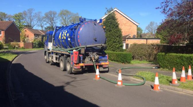 Thames Water Uphold Sewage Condition
