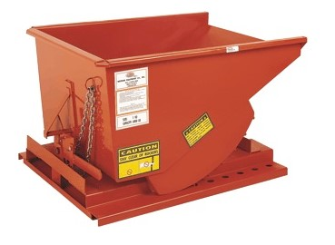 Industrial Self Dumping Hopper
