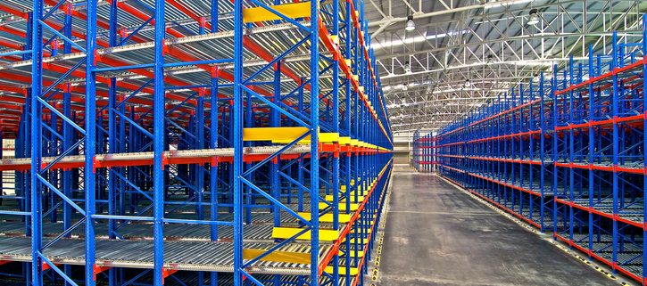 Calculating the Ideal Building Column Spacing for Your Pallet Rack Syste