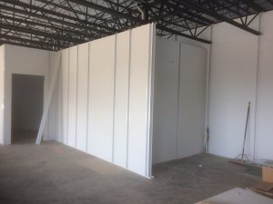 Modular Wall Panels in New Construction