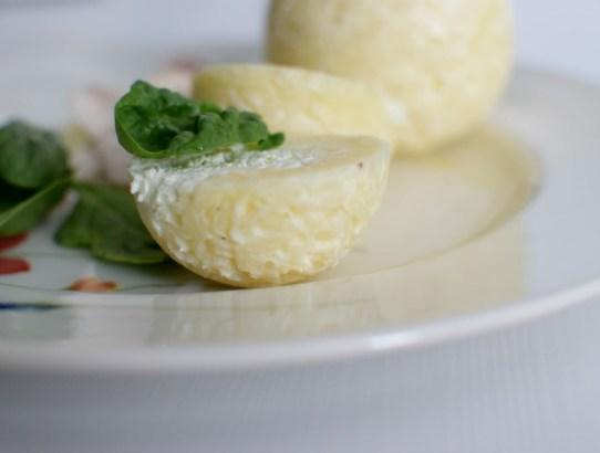 Creamy Chive Risotto Balls-013