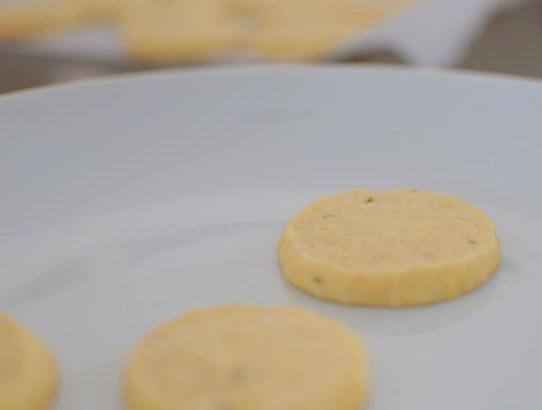 Lemon Rosemary Shortbread Cookie Coins-015