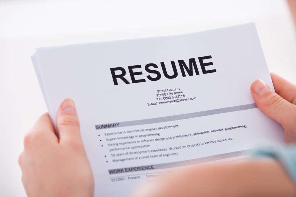 Resume Mistakes you Must Avoid - Crawford Thomas Recruiting