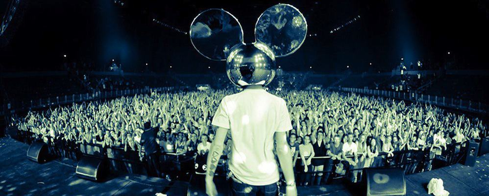 Deadmau5 at Fox Theater Oakland (Night 2)