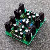 Dual shunt regulator