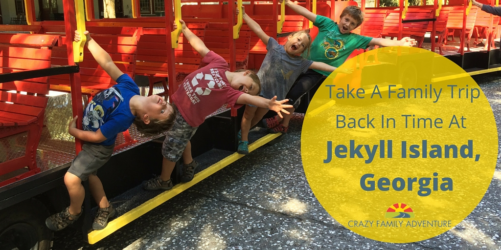 Take A Family Trip Back In Time At Jekyll Island, Georgia