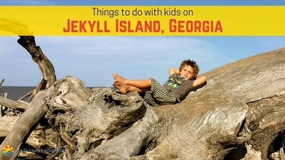Things To Do On Jekyll Island With Kids