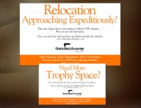 Advertising Portfolio: Office Space Planners