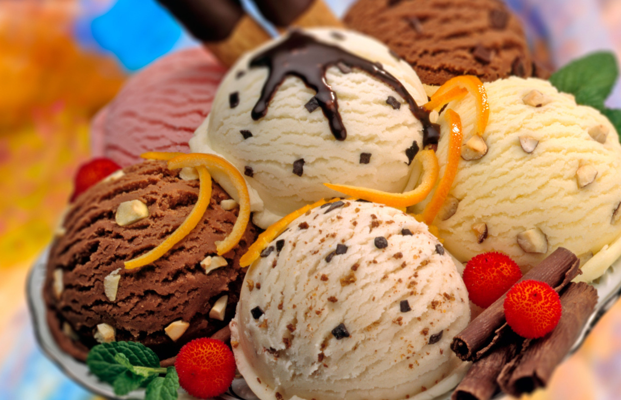 5 Crazy Ice Cream Flavors!!!