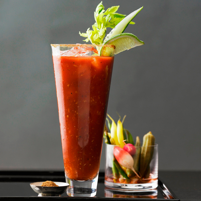 Crazy Bloody Mary You'll Have To See To Believe