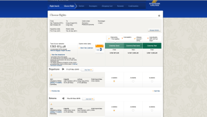 Singapore Airlines Economy Round Ticket