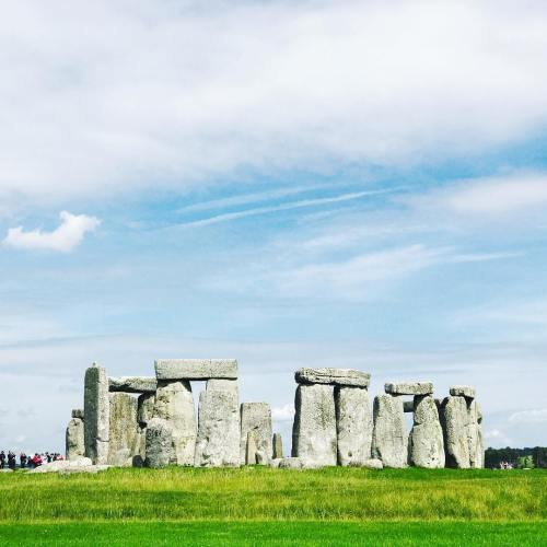 In awe of the mystery stonehenge stonehengerocks bucketlist england unitedkingdomhellip