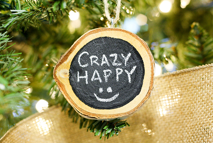 New Tradition: The Thankful Tree - {CrazyHappy.Life}