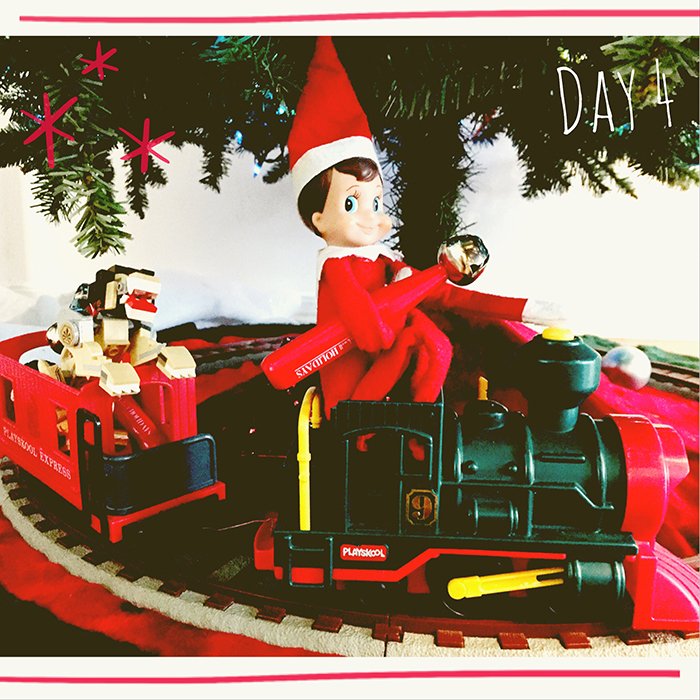 25 Days of Elf on the Shelf - {CrazyHappy.Life}