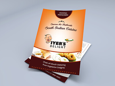 Pamphlet Design Chennai Flyer design Chennai Leaflet design