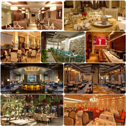 Indias Top 20 High-End Restaurants Crazy Masala Food