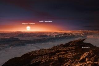 Najbliższa Słońca gwiazda ma planetę podobną do Ziemi!