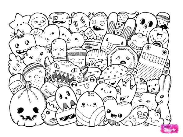 Comfortable Emojis Coloring Pages Free Printable Coloring Pages ...