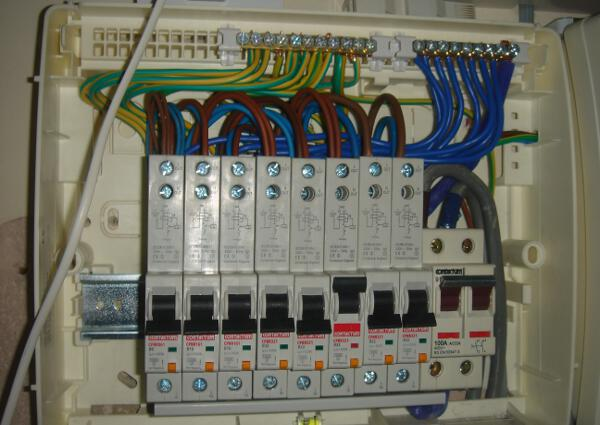 100 Amp Breaker Box Wiring Diagram Label Crb Building And Roofing Ltd Electrical
