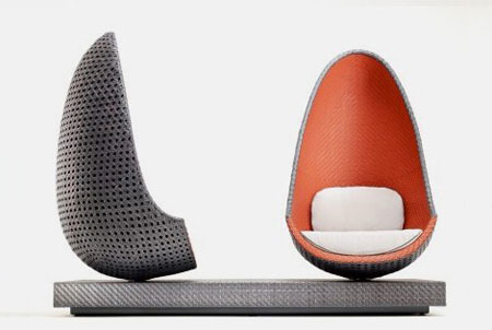 Play Lounge Chair Par Philippe Starck