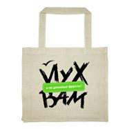 Кликайте, чтобы заказать удобную холщовую сумку  «Йух вам, а не дешевые фрукты»