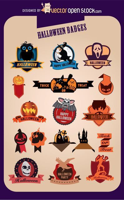 archivos-gratis-halloween-creative-badges