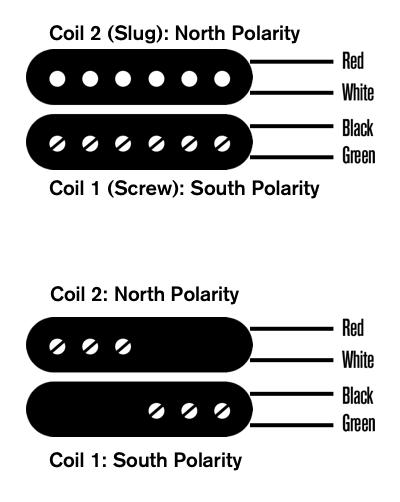 wiring polarity black white