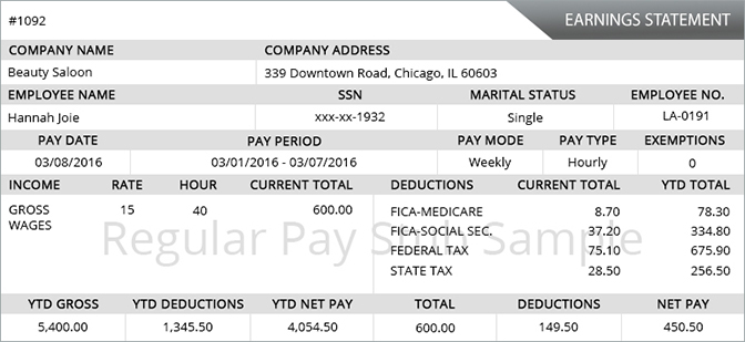 create pay stubs create check stubs generate paycheck stubs