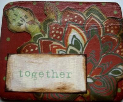 Altered Coaster - Together
