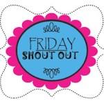Friday Shout Out at Pandoras Craft Box